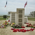The Frankton Memorial (the 'Cockleshell Heroes')