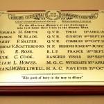 Marylebone Station Memorials