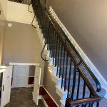 Handrail extensions